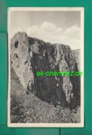 Alte Sachsen AK 01773 Die Binge In Altenberg Um 1920  Im Osterzgebirge - Bergbau