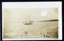 Rare Cpa Carte Photo  Etats Unis Usa --  Palacios Bay Texas   FRM 8 - Non Classés