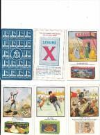 Jeu De Cartes  Publicitaire LEVURE ALSA  : Jeu Des Siècles - Group Games, Parlour Games