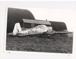Aeroplane - Avion - Vliegtuig - Flugzeug - Bueker BU-181 Bestmann - G-AKAX - Denkam  - Aviation Photo - Luchtvaart