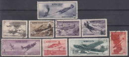 USSR 1946 Air Forces During World War II - Used Stamps