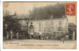 CPA LE NEUBOURG (Eure) - Vestiges De L'Ancien Chateau - Le Neubourg