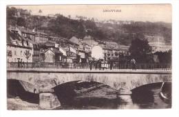54 Longwy Bas Pont Cachet 1906 Edit Thuillot à Longwy Bas - Longwy