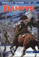 N, 10 Speciale Cartolina Fumetti Dampyr Segio Bonelli  BD Comics Cartoon Stripovi CP (ne Diabolik) - Stripverhalen