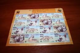 WWF Imperf !!!   Sheet  Eritrea - Non Classificati