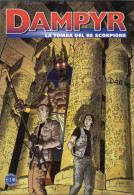 N, 169 Speciale Cartolina Fumetti DAMPYR Segio Bonelli  BD Comics Cartoon Stripovi CP (ne Diabolik) - Stripverhalen