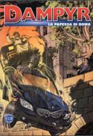 N, 172 Speciale Cartolina Fumetti DAMPYR Segio Bonelli Bmw BD Comics Cartoon Stripovi CP (ne Diabolik) - Stripverhalen