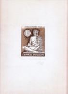 Ex Libris Di Franco Passoni Illustrato Da G. Michetti. 1985 - Ex Libris