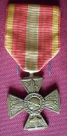 MEDAILLE  Du COMBATTANT VOLONTAIRE  WW2  1939 1945 - Francia