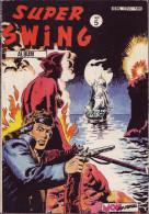 BD - SUPER SWING -  Album N° 5 (13 - 14 - 15) - Books, Magazines, Comics