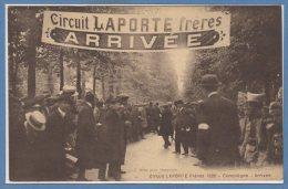 60 - COMPIEGNE --  Circuit LAPORTE 1920 - Arrivée - Compiegne
