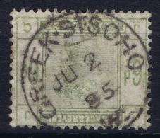 Great Britain  SG 194 , Yv Nr 83 Used 1883 - Gebraucht