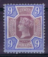 Great Britain  SG 209  , Yv Nr 101 Not Used (*) SG - 1840-1901 (Victoria)