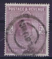 Great Britain  SG 260 Lilac  , Yv Nr 118 Used - Gebruikt