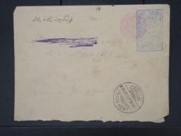 TURQUIE - Empire OTTOMAN 1913 - Pays Détaché THRACE - Entier Postal Trés Rare Voyagé - N°6901 - Covers & Documents