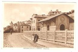 REPUBLICA  DI  S.  MARINO   ----  Stazione - Saint-Marin