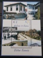 KOSOVO 2012, Mi: Block 21 (MNH) - Kosovo