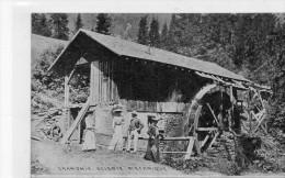 Chamonix - Scierie Mécanique - Chamonix-Mont-Blanc