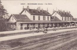 CP  MOUCHARD 39 JURA LA GARE - Frankreich