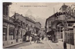 Chamonix - Casino Et Rue Nationale - Chamonix-Mont-Blanc