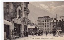 Intérieur De Chamonix Et Le Mont-Blanc - Chamonix-Mont-Blanc