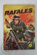 French Trimestriel Comic - Rafales Nº 4, 132 Pages - Edited By EDI Europ, 1961 - Livres, BD, Revues