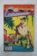 French Mensuel Comic - Commando Nº 17 - Edited By ARTIMA 1961 - Libros, Revistas, Cómics