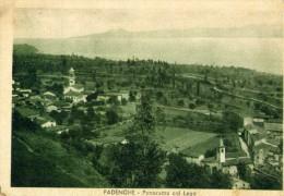 PADENGHE  - LOMBARDIA  - ITALIA - CARTOLINE 1933. - Brescia