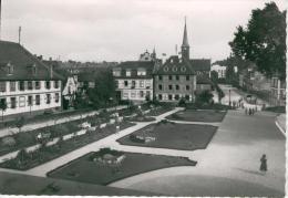 NIEDERBRONN - Le Parc Du Casino -1956- Bon état - Niederbronn Les Bains