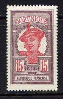 MARTINIQUE - N° 66* - MARTINIQUAISE - Martinica (1886-1947)