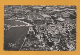 69 Rhone Neuville Sur Saone Vue Aerienne La Saone Et Ensemble De La Ville Editions Greff Pilote , Operateur R, Henrard - Neuville Sur Saone