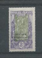 Congo N°87 * T .B - Neufs