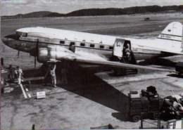 Airways DC3 CAA Airlines DC 3 Aereo Avion DC-3 Aircraft Aviation C.C.C - 1946-....: Moderne