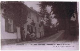 Rochefort (30) Villa Des Mousses Passage Des Petits Oiseaux Brevet L D F Animée - Rochefort