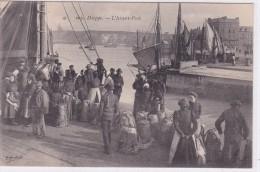 Dieppe L'avant Port - Dieppe