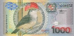 Surinam 1000 Gulden 2000 Pick 151 UNC - Surinam