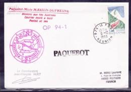 Réunion - Lettre - Autres
