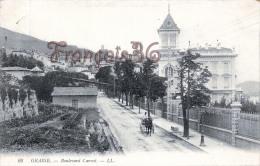 (06) Grasse - Boulevard Carnot - 2 SCANS - Grasse