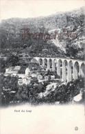 (06) Gorges Du Loup - Pont Viaduc - 2 SCANS - France