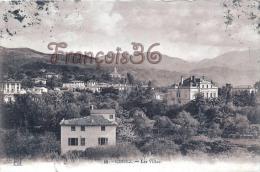 (06) Cimiez - Les Villas - 2 SCANS - Sonstige Gemeinden