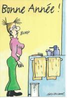 BD 125 - BONNE ANNEE !  ( Déssin : Claire BRETECHER  ) - Autres Illustrateurs