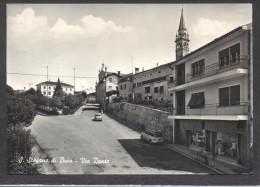 9707-S.STEFANO DI BUJA(UDINE)-VIA DANTE-FG - Udine