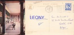 CPSM 10X15  D´ ANGLETERRE -  THE SCULPTURE GALLERY WOBURN ABBEY - 1966 - Non Classés