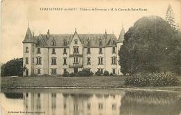 CHATEAUNEUF DU FAOU CHATEAU DE KERWASEC - Châteauneuf-du-Faou