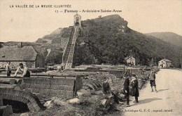08 FUMAY  Ardoisière Sainte-Anne - Fumay