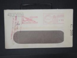 CANADA-Enveloppe De Montreal En 1941 Avec Controle Postal   Obl Mécanique De Propagande LOT P5829 - Cartas