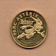 Monnaie Arthus Bertrand :  Parc Astérix - Astérix - 2010 - Arthus Bertrand
