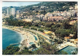 Monaco - Le Rocher De Monaco - Editeur: S.E.C N°9913804 - Monaco