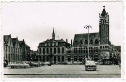 Roeselare, Grote Markt En Stadhuis (pk20608) - Roeselare