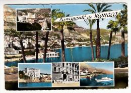 Monaco - Principauté De Monaco - Multi-vues - Editeur: La Ciogogne N°9915840 - Monaco